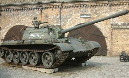 Picture for category T-54/55 Chassis