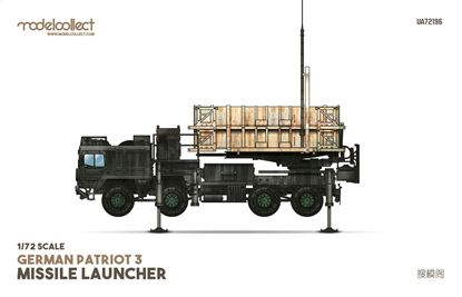 Picture of German Patriot 3 missile luncher